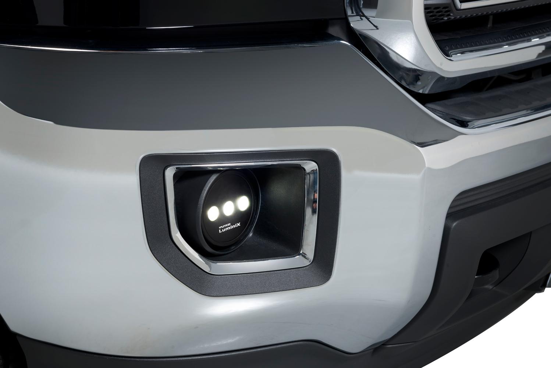 2009 2018 Dodge Ram 1500 Putco Luminix Led Fog Lights