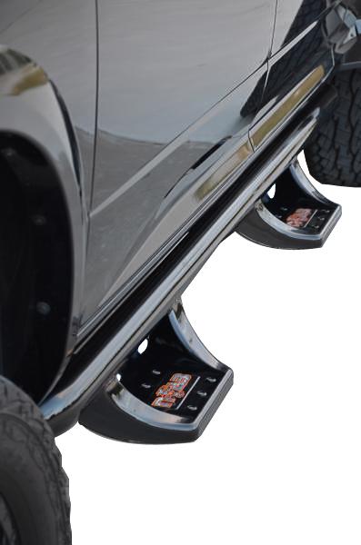 2016 Ford Ranger >> 2016-2020 Toyota Tacoma N-Fab N-Durastep Nerf Bars - N-Fab ...