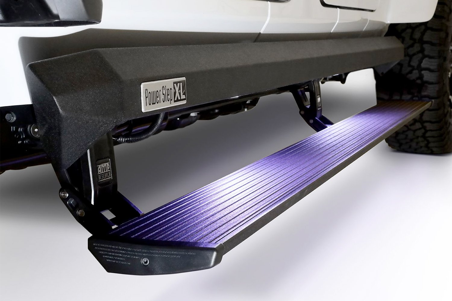 Amp Research Powerstep Xl Running Boards Free Shipping Jeep Wrangler Jk