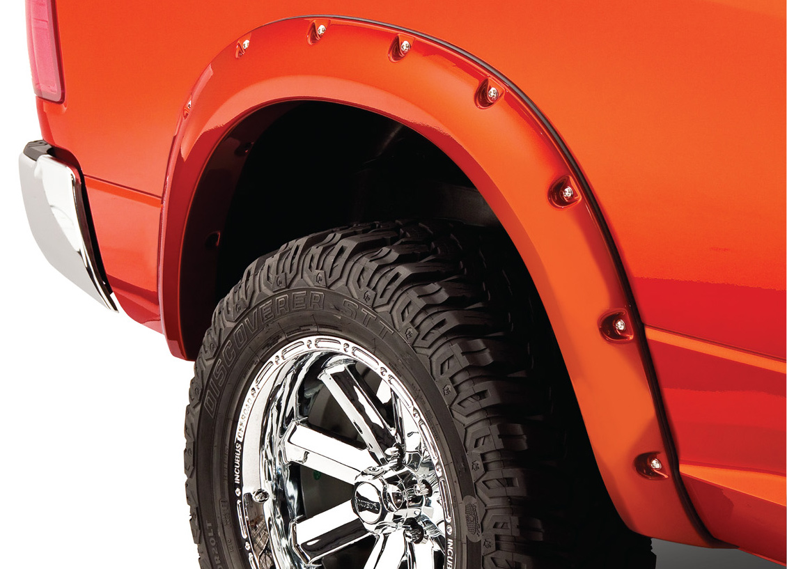 Bushwacker Pocket Style Color Fender Flares Free Shipping