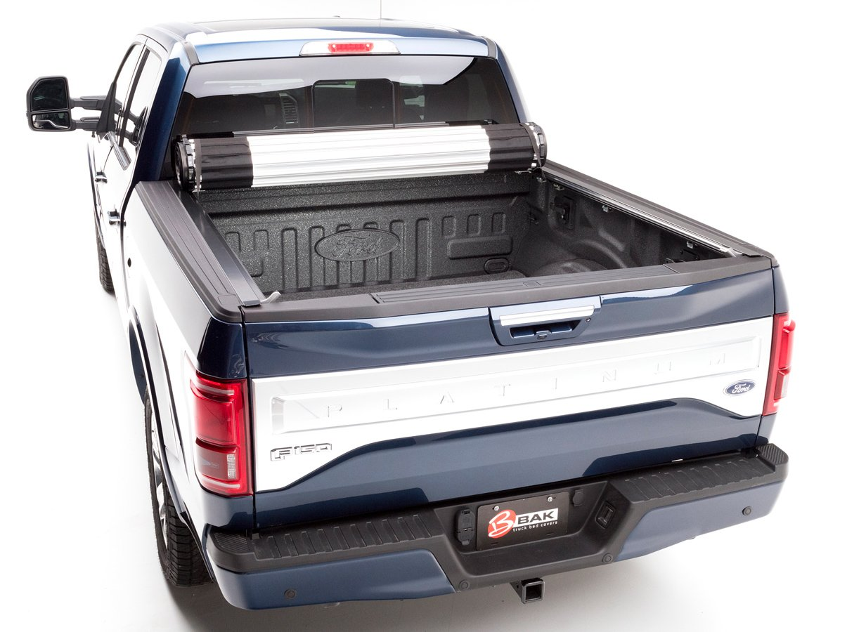 Nissan Frontier Bed Size >> BAK Revolver X2 Tonneau Cover - BAK Hard Roll-Up Truck Bed Cover