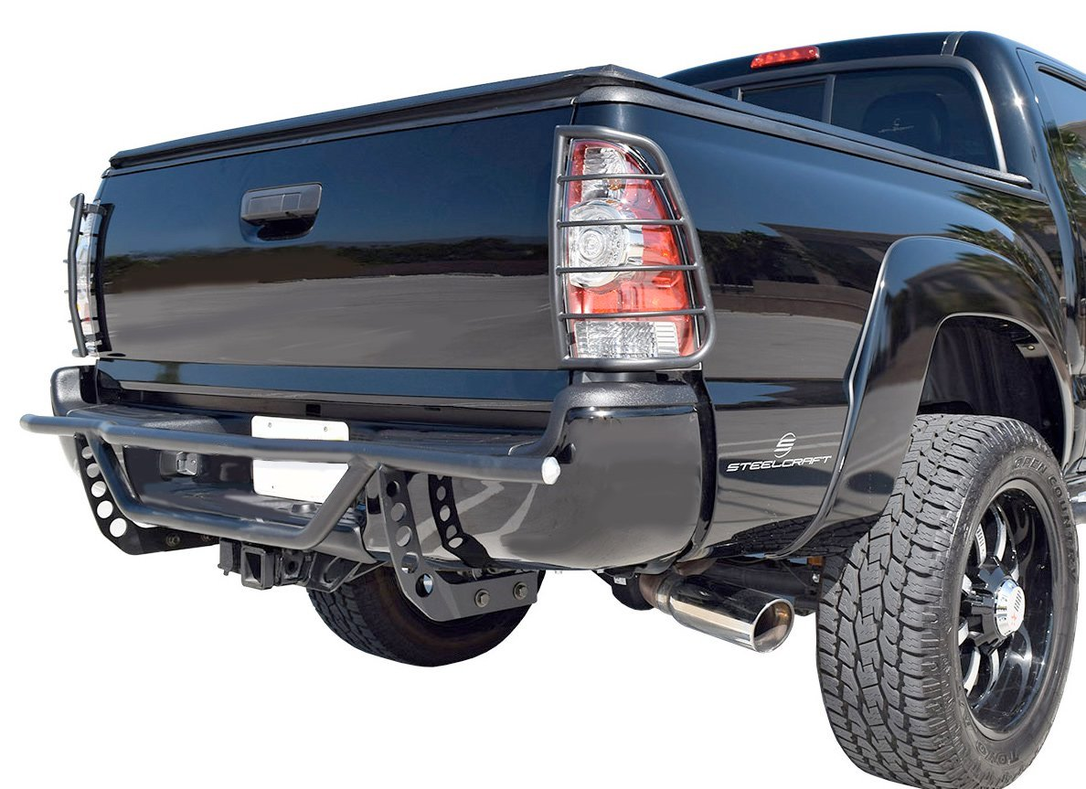 steelcraft evo3 rear bumper guard autoaccessoriesgaragecom