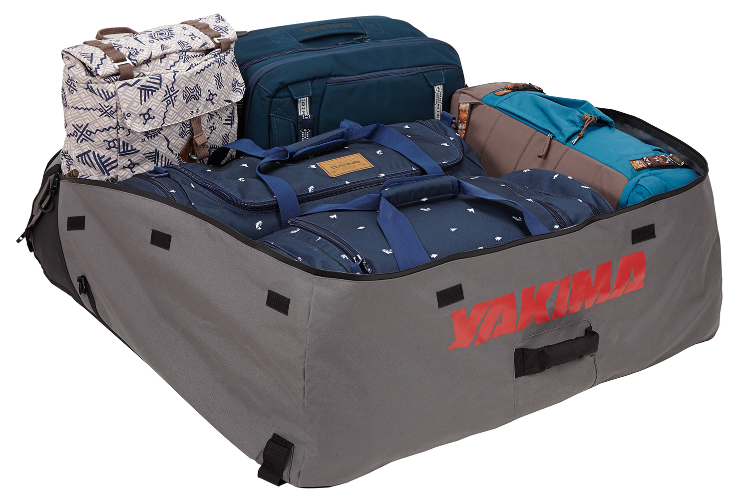 Yakima Drytop Rooftop Cargo Bag Roof Luggage Carrier