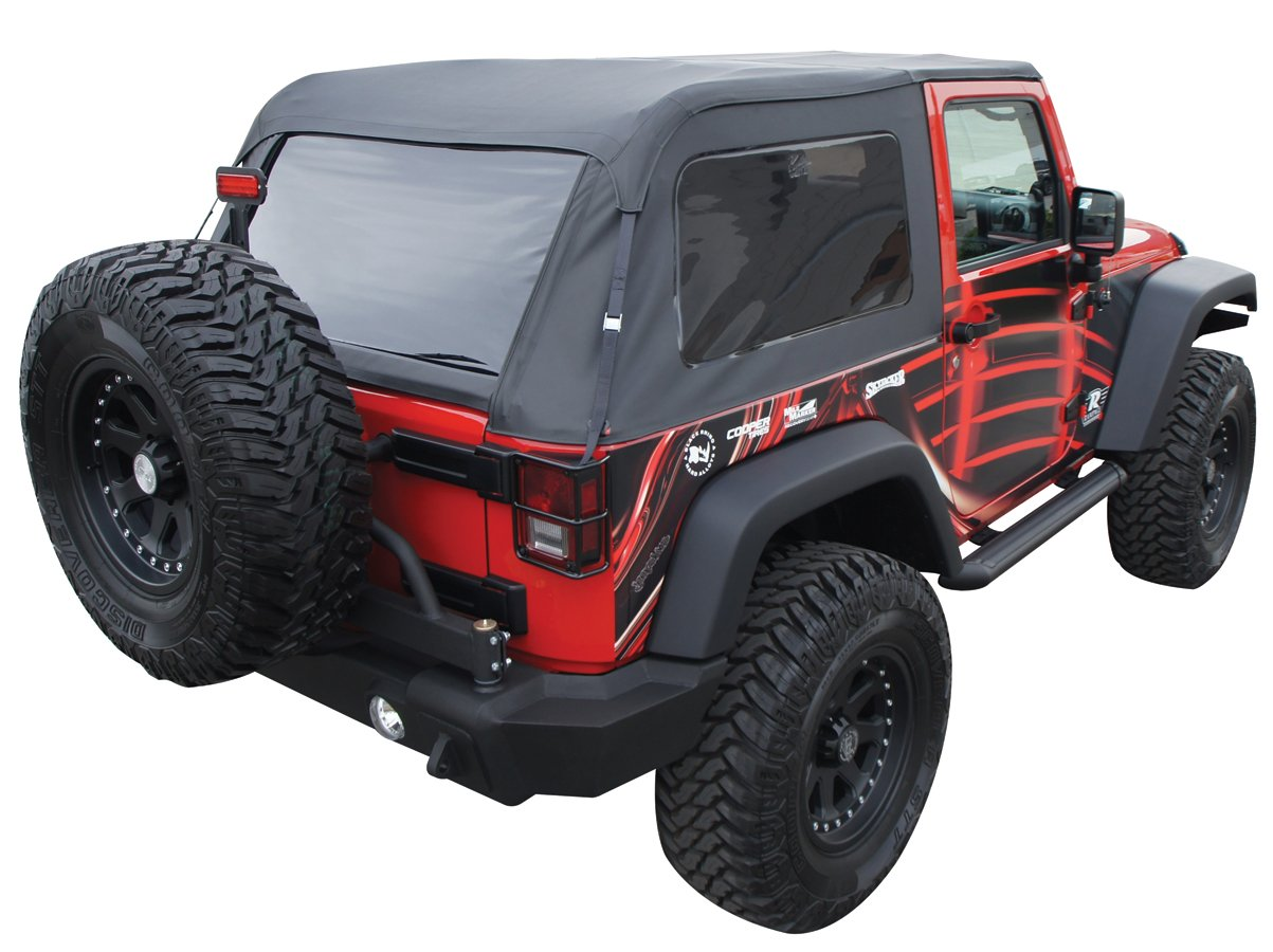 Rampage Frameless Trail Soft Top
