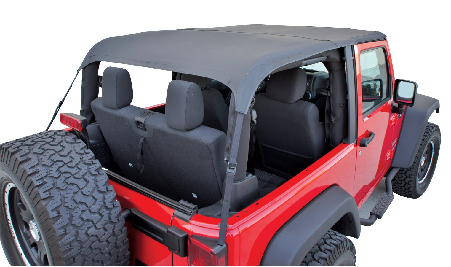 Rampage Frameless Trail Soft Top Free Shipping