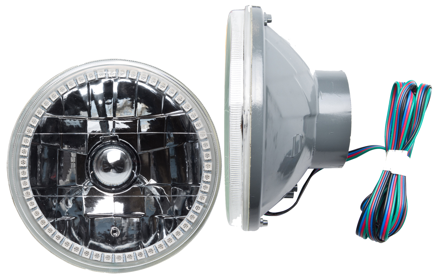 Oracle Sealed Beam Conversion Headlights Free Shipping