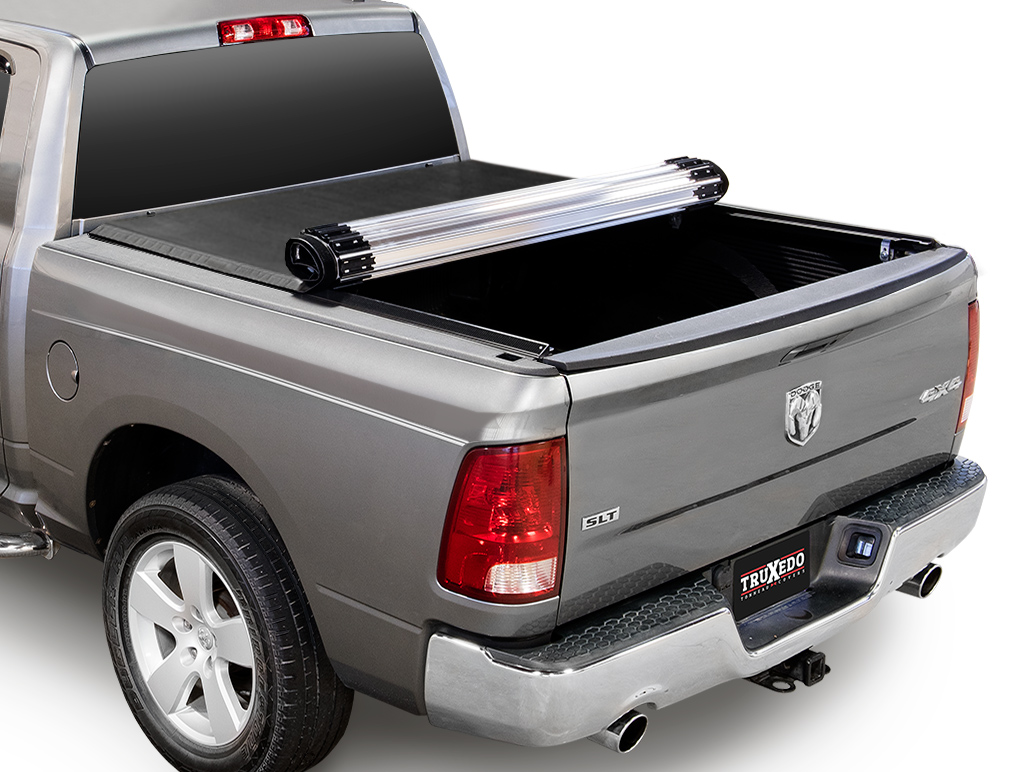 Rolling Truck Bed Covers >> TruXedo Titanium Hard Rolling Tonneau Cover - Free Shipping