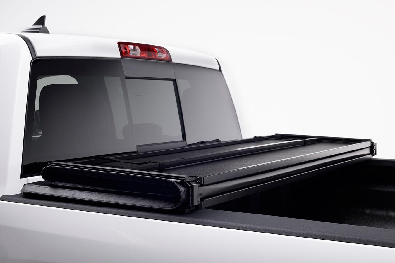Jeep Wrangler Interior >> American Tonneau Hard Tri-Fold Tonneau Cover - Free Shipping