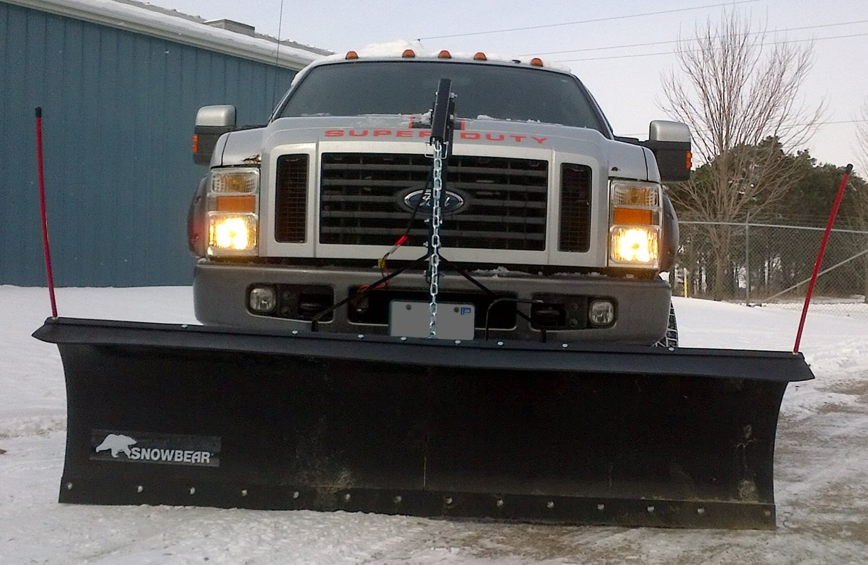 Snowbear Proshovel Snow Plow Autoaccessoriesgarage Com