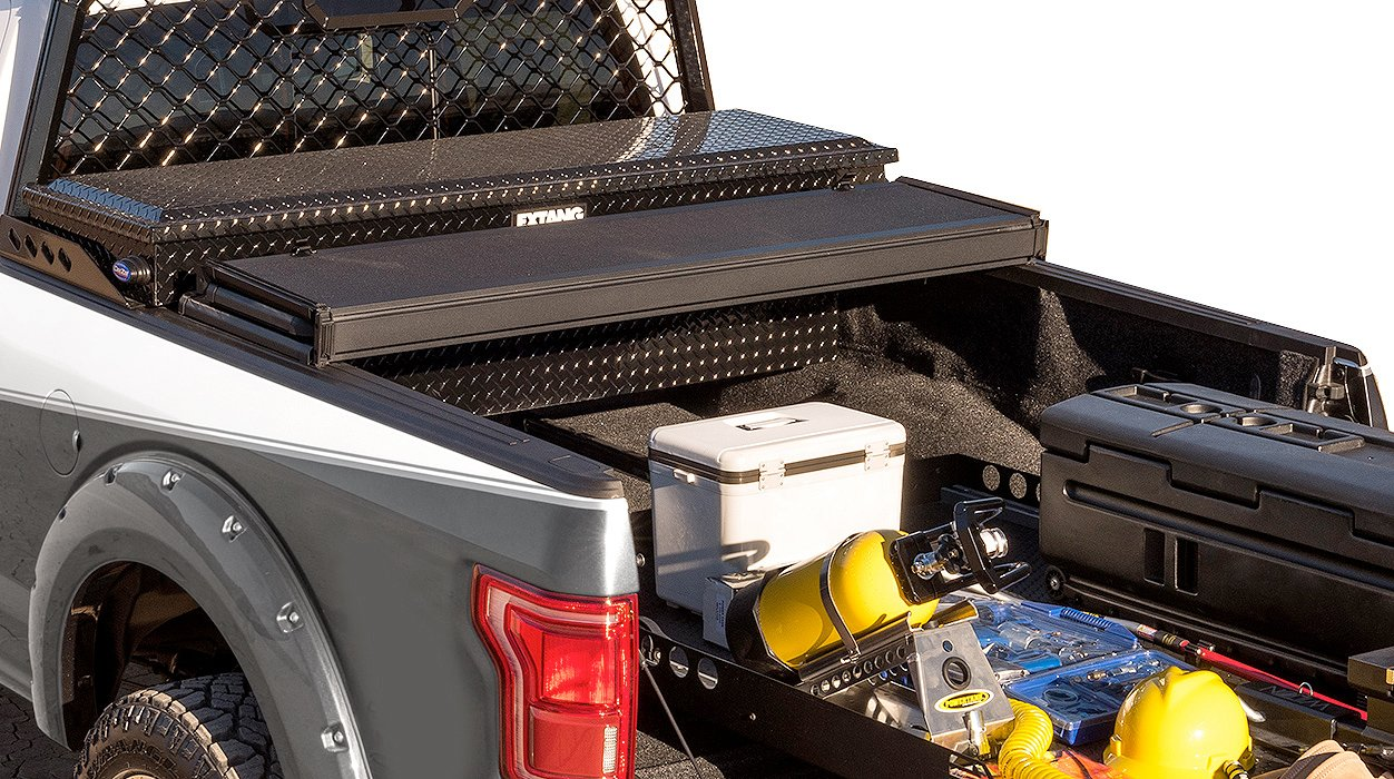 Extang Solid Fold 2 0 Toolbox Tonneau Cover Free Shipping