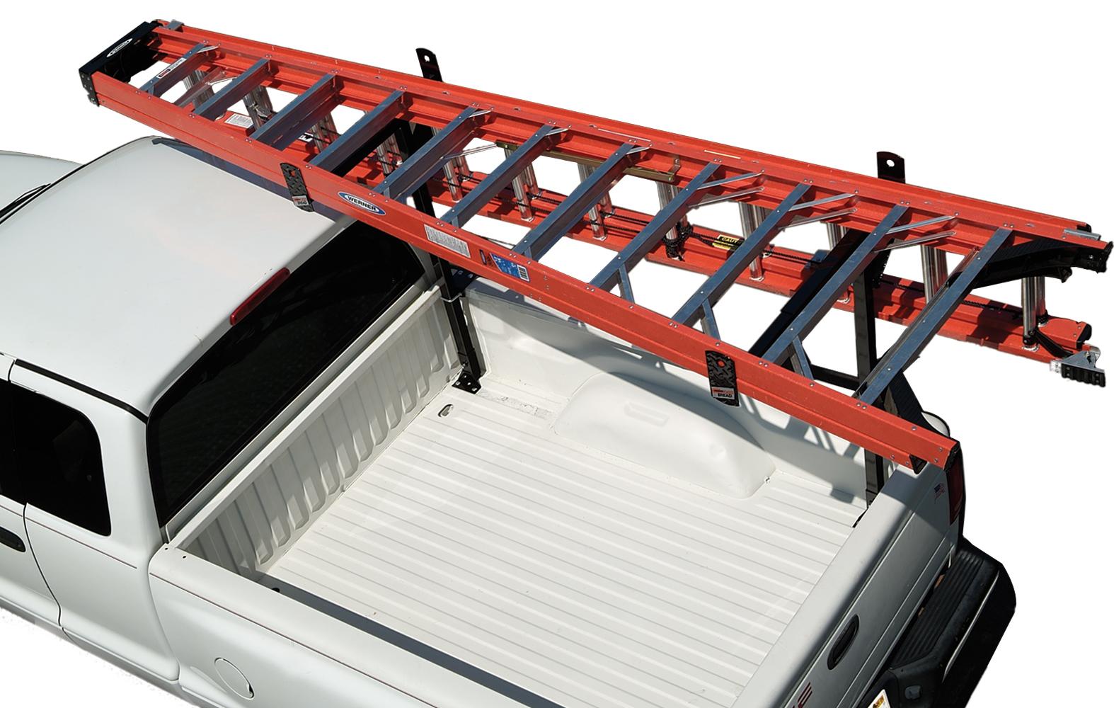 Cross Tread Moonlighter Ladder Rack