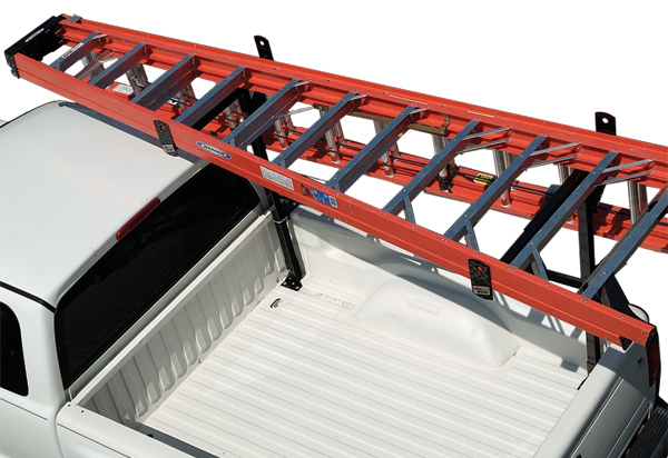 Cross Tread Moonlighter Ladder Rack