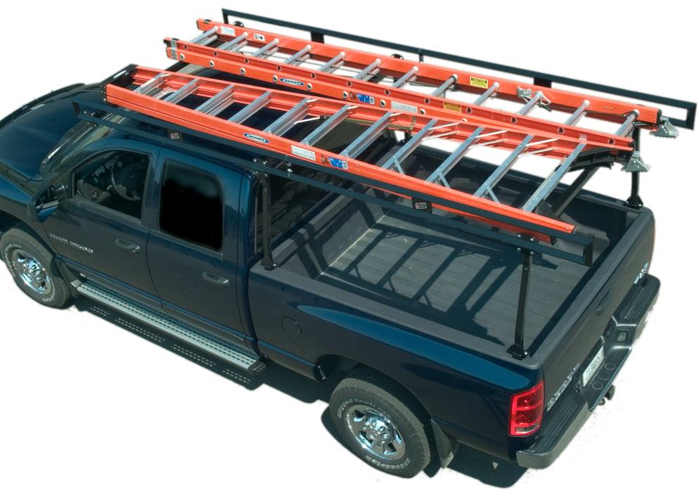 Service Body Racks : Cross tread service body truck rack free shipping