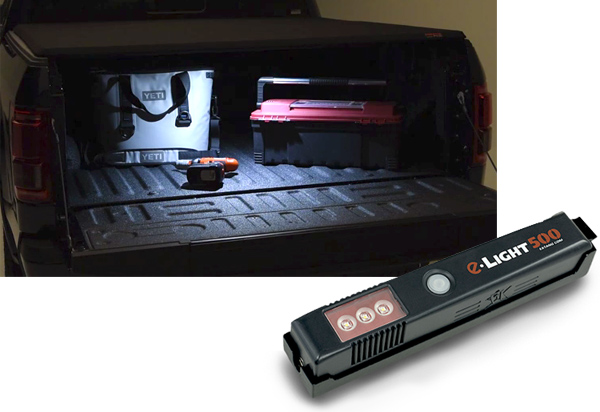 Extang e-LIGHT 500 Rechargeable Truck Bed Utility Light