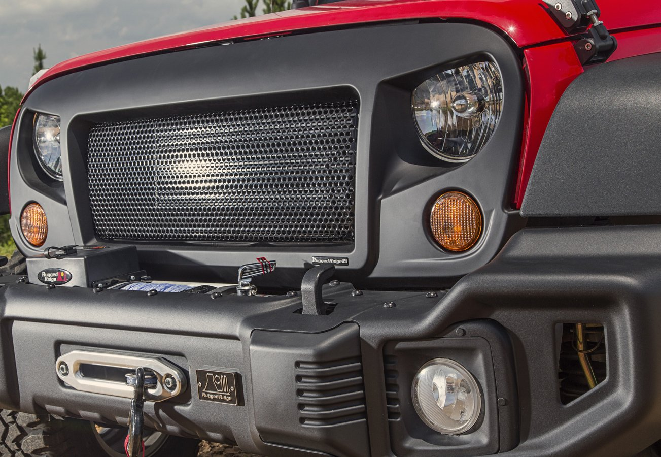 Rugged Ridge Spartan Grille 12 Month Price Match Guarantee