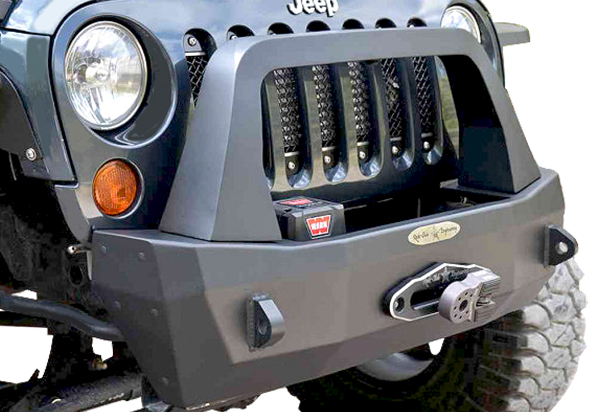 Rock-Slide Engineering Aluminum Front Bumper