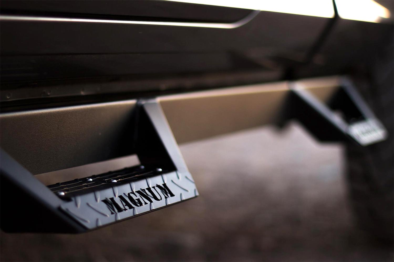 Ici Magnum Rt Steps >> ICI Magnum RT Step Bars - AutoAccessoriesGarage.com