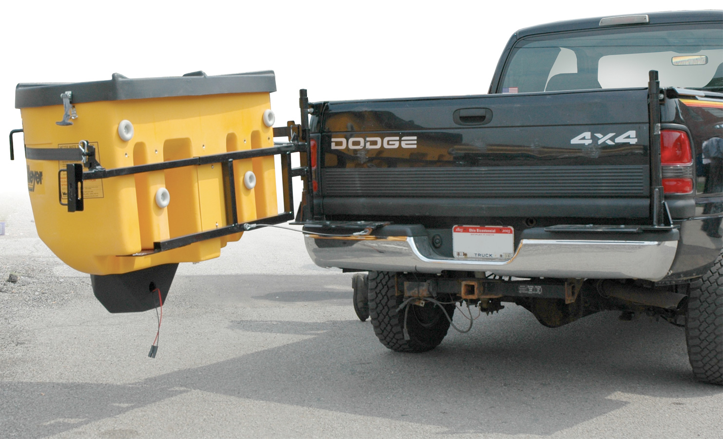 meyer mate xl tailgate spreader