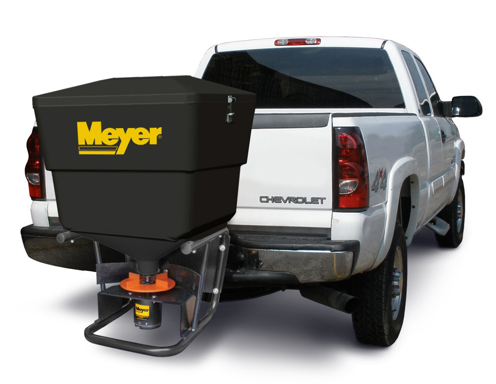 Meyer 36100 Base Line Tailgate Salt Spreader New Ebay