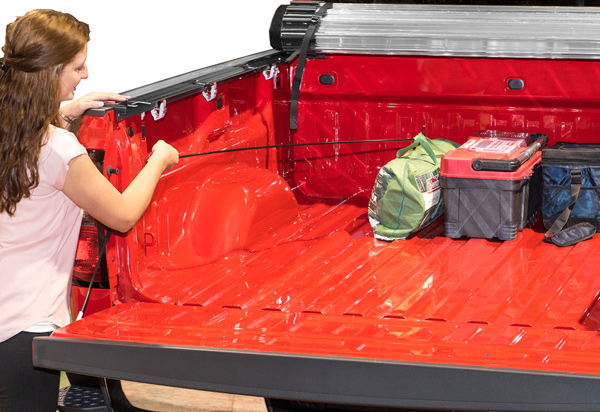 Side Steps For Dodge Ram 1500 >> Truck Luggage by TruXedo Cargo Retriever - Free Shipping