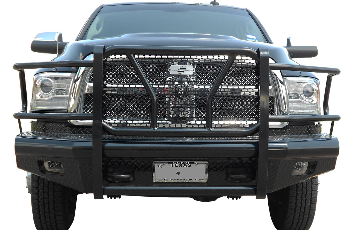 Steelcraft Hd Front Bumper Free Shipping