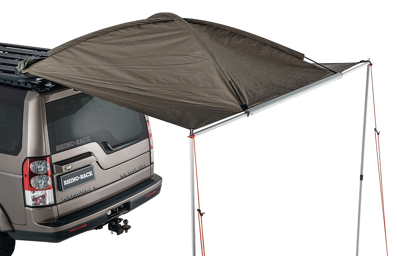 Canopies And Accessories : Rhino rack dome awning autoaccessoriesgarage
