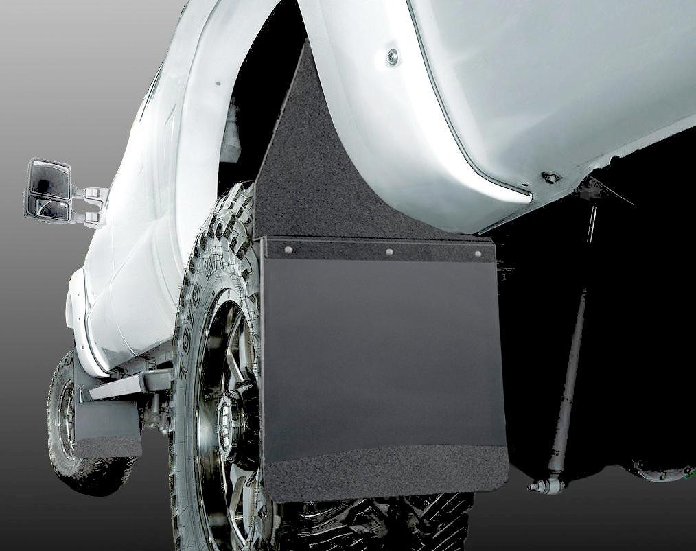 F150 Mud Flaps >> Husky Liners KickBack Mud Flaps - Free Shipping