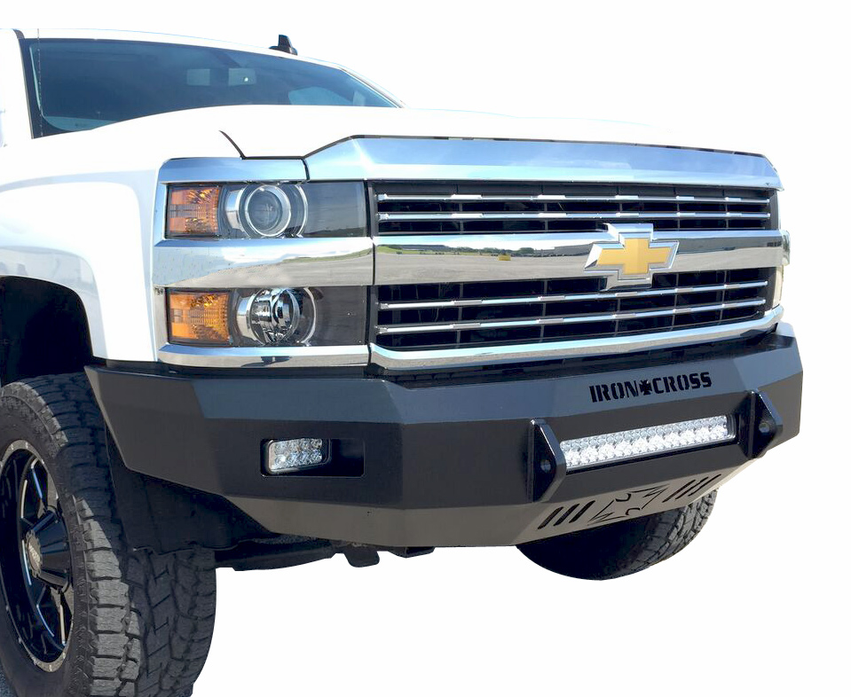 Iron Cross Low Profile Front Bumper Free Shipping