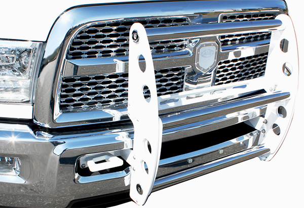 AMI Swing Step Grille Guard 19285K/19285-701