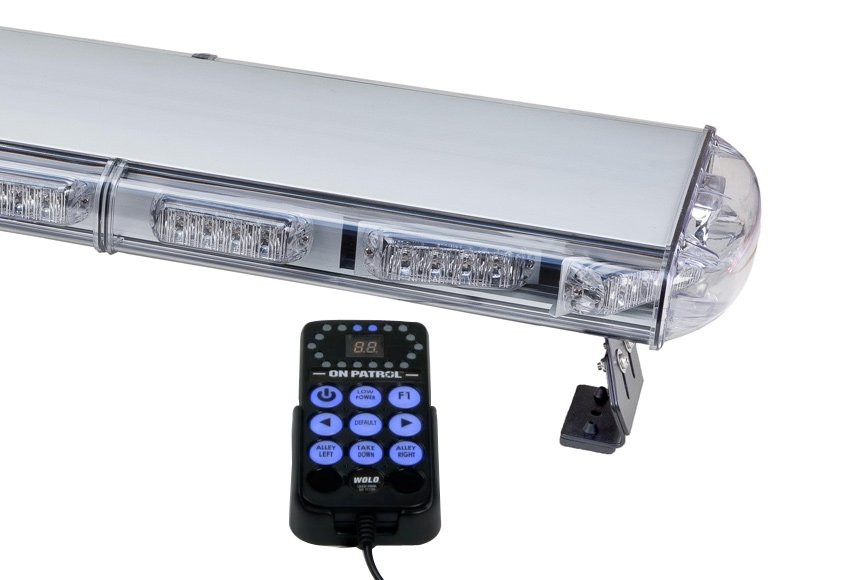 Wolo on patrol light bar free sh and price match guarantee wolo on patrol light bar aloadofball
