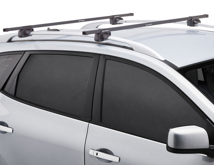 Sportrack Complete Roof Rack System For Accord Sr1010 New