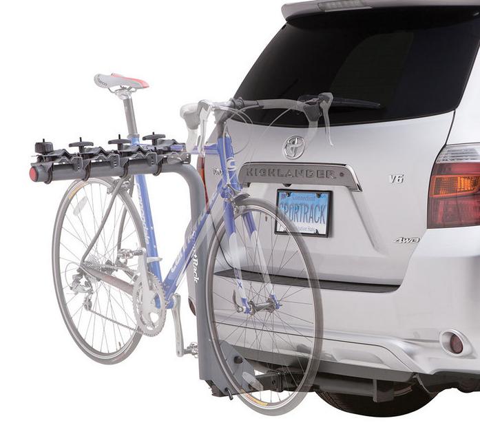 Sportrack Pathway Deluxe Bike Rack