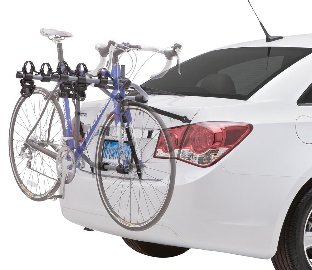 Sportrack Pursuit Bike Rack Autoaccessoriesgarage