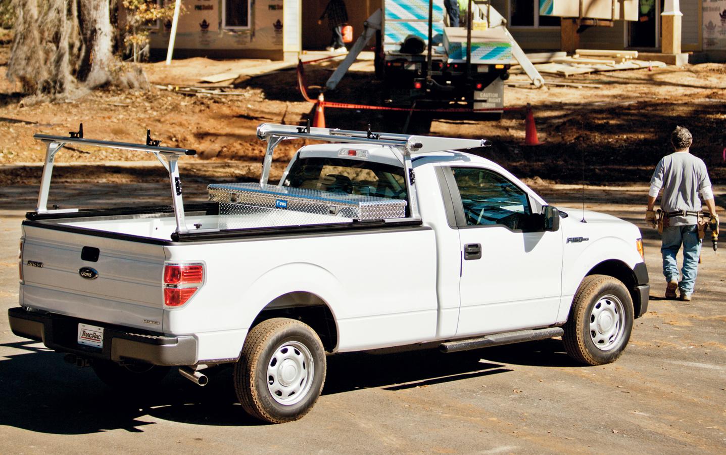Tracrac Sr Truck Rack Free Shipping Amp Price Match Guarantee