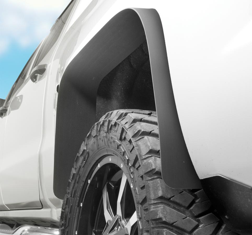Husky Liners Long John Mud Flaps - AutoAccessoriesGarage.com