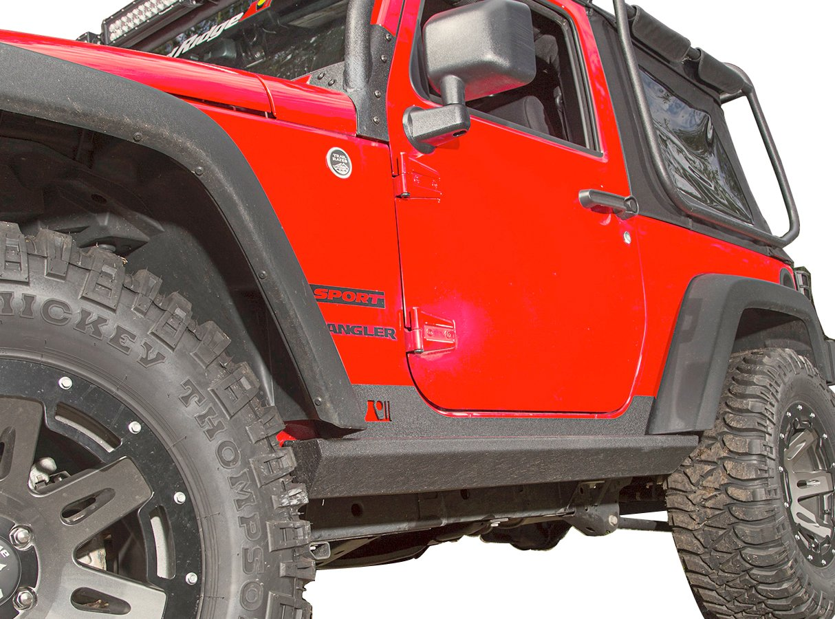 Rugged Ridge Xhd Rock Sliders