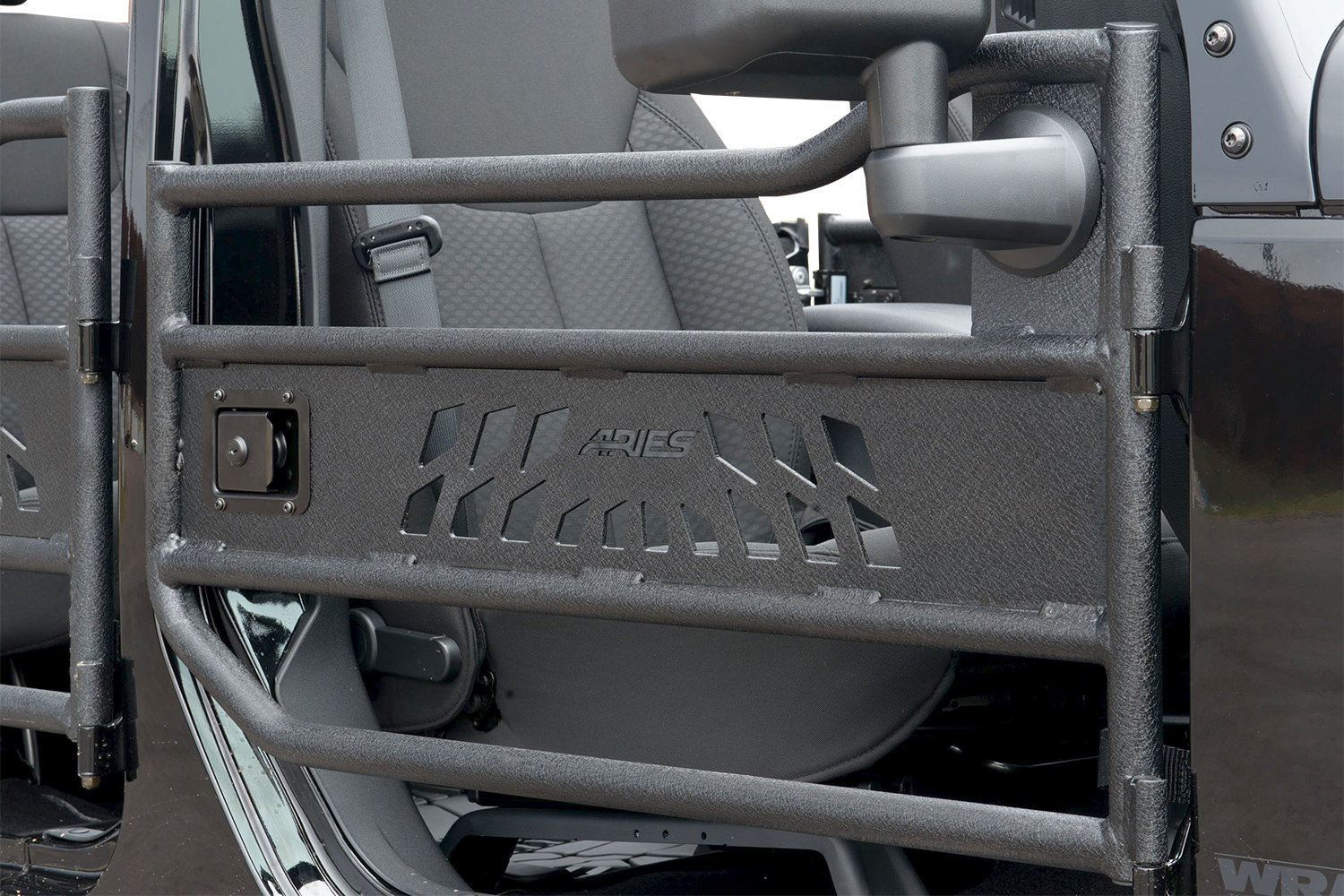 Aries Tubular Jeep Doors Autoaccessoriesgarage