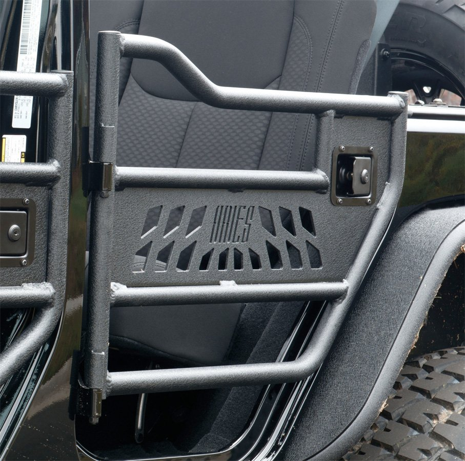 Aries Tubular Jeep Doors & Aries Tubular Jeep Doors - AutoAccessoriesGarage