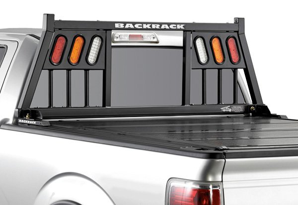 Backrack Three Light Rack - Lighted Headache Racks Ship Free