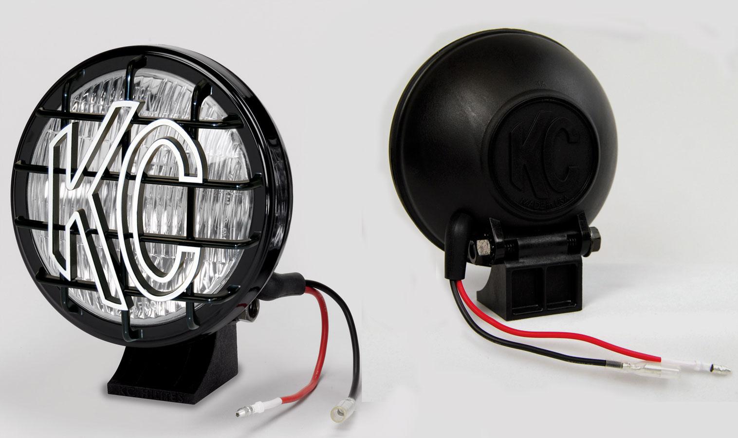 kc 151 apollo pro halogen lights. Black Bedroom Furniture Sets. Home Design Ideas