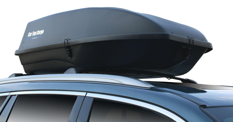 Car Top Cargo Box - Free S/H and Price Match Guarantee