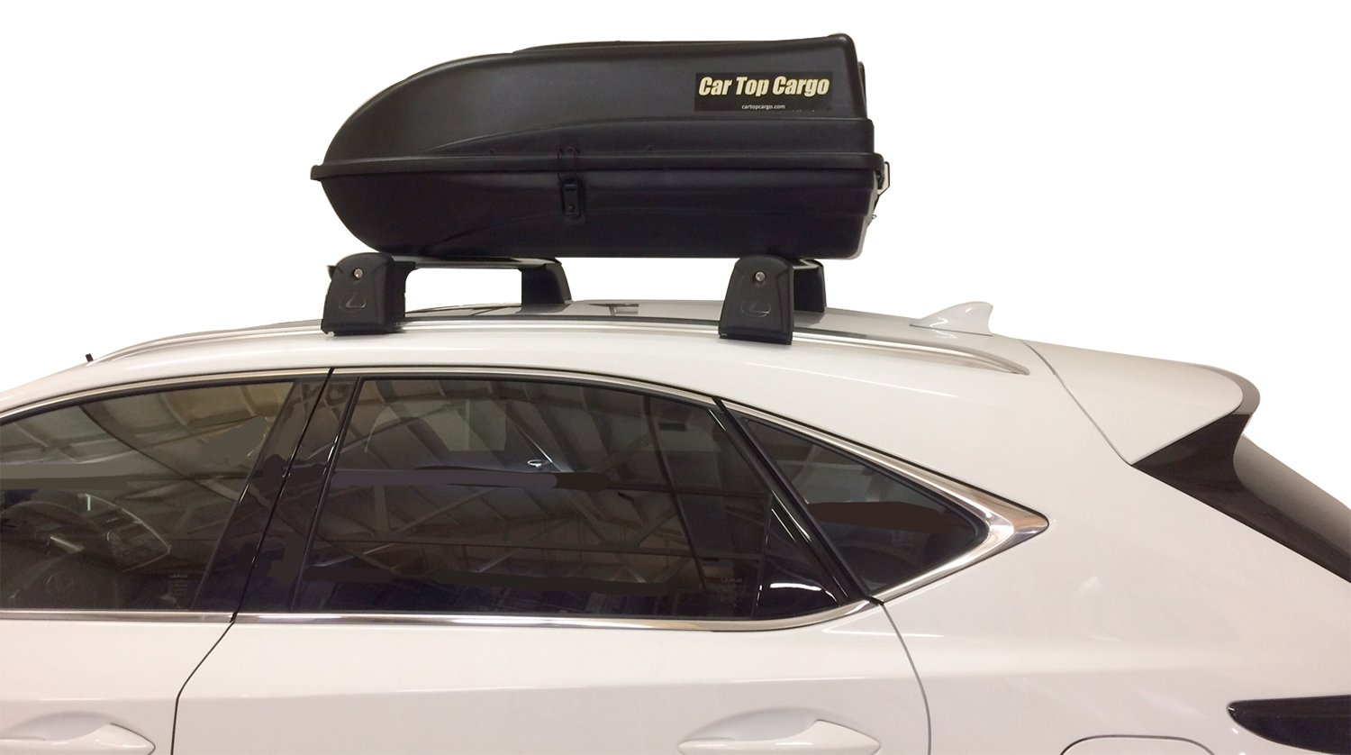 Car Top Cargo Box - Free S/H and Price Match Guarantee