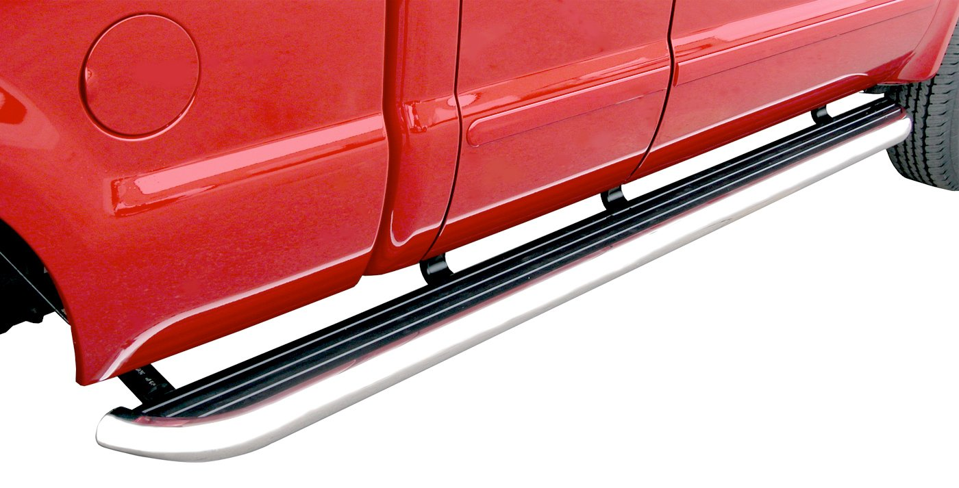 Luverne Megastep Running Boards Free Shipping
