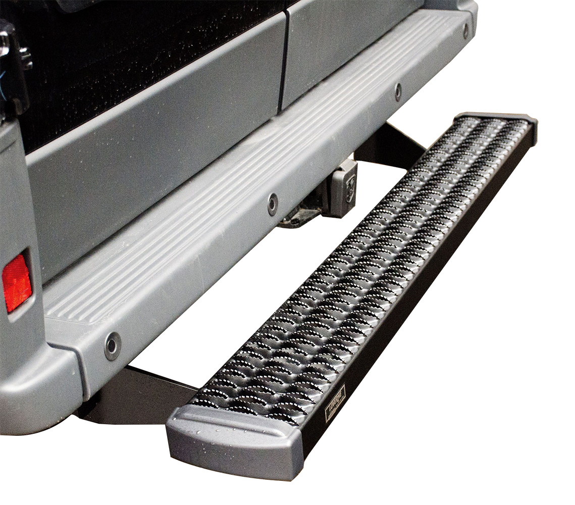 Luverne 415036 400741 Grip Step Short Running Boards For