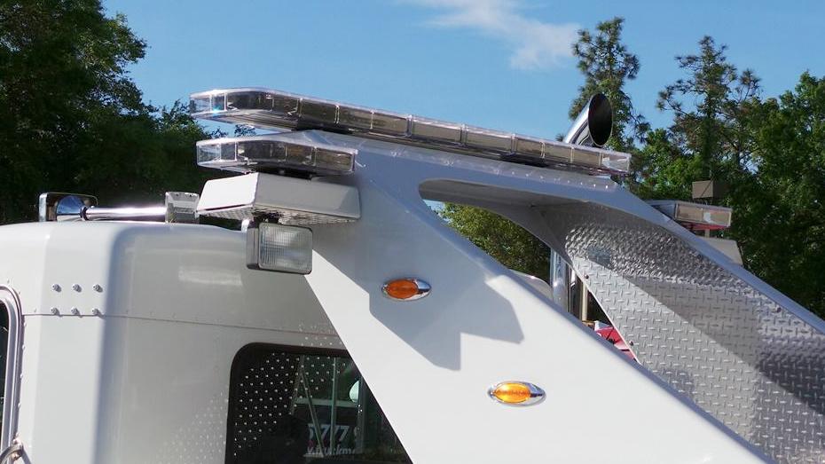 Federal Signal Legend Lpx Discrete Light Bar Ships Free