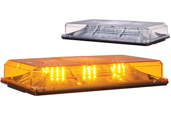 Federal Signal Highlighter Led Light Bar Free Shipping