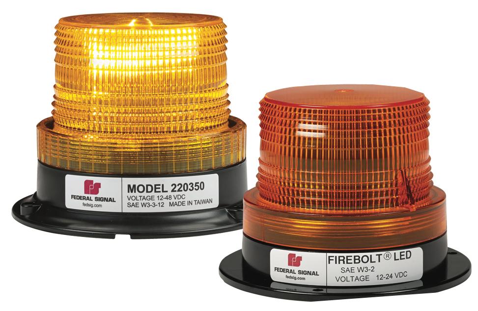 Federal Signal Firebolt Led Beacon Free Shipping