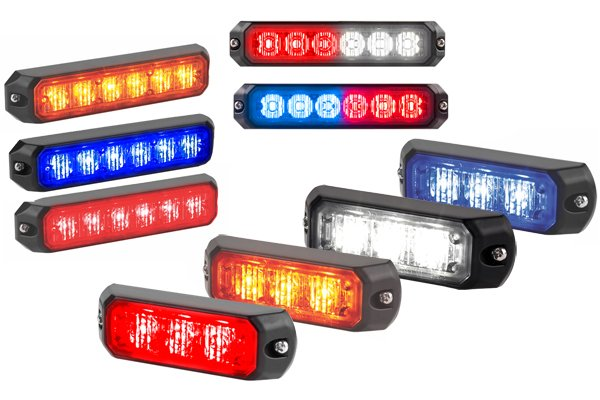Federal Signal MicroPulse Exterior Warning Light