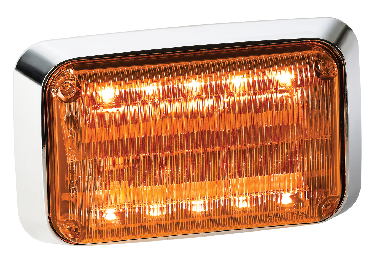Federal Signal Quadraflare Exterior Warning Light