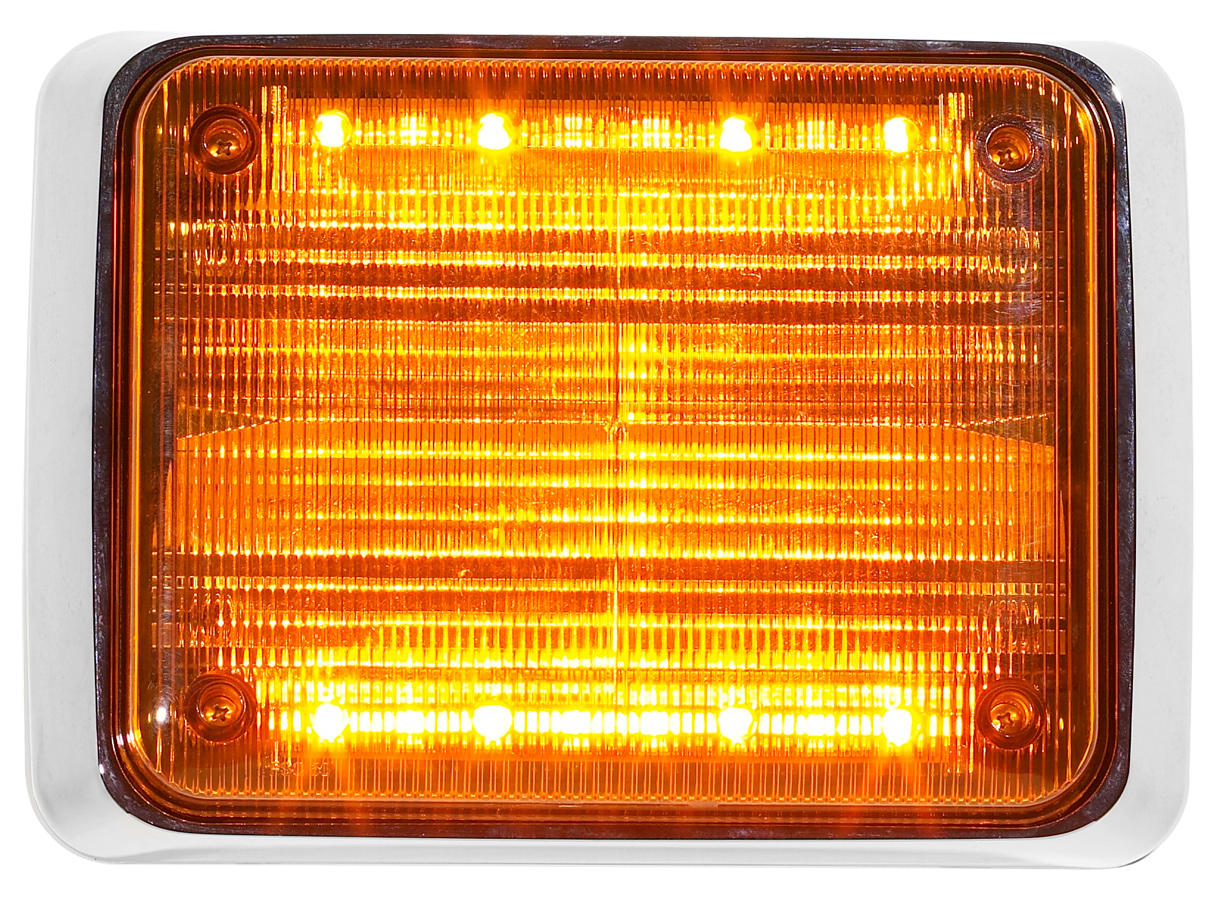 Federal Signal Quadraflare Exterior Warning Light